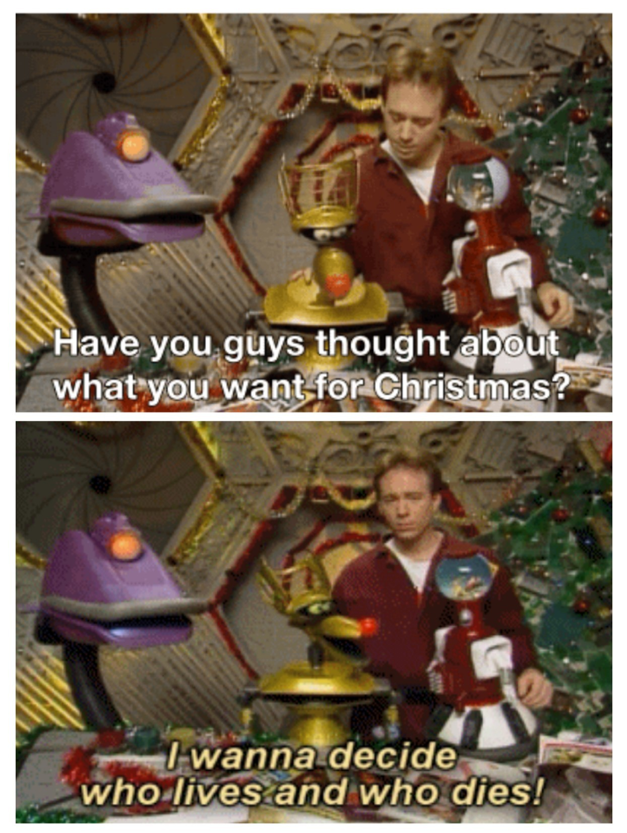 And how about you ? what do you want for Christmas ? =] - Meme by ...