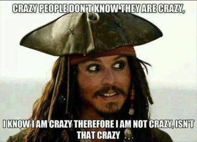 that's a lot of crazy