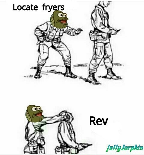 Rev Up Those Fryers Meme Subido Por Geezus97 Memedroid File:rev up those video game discussions.gif. memedroid