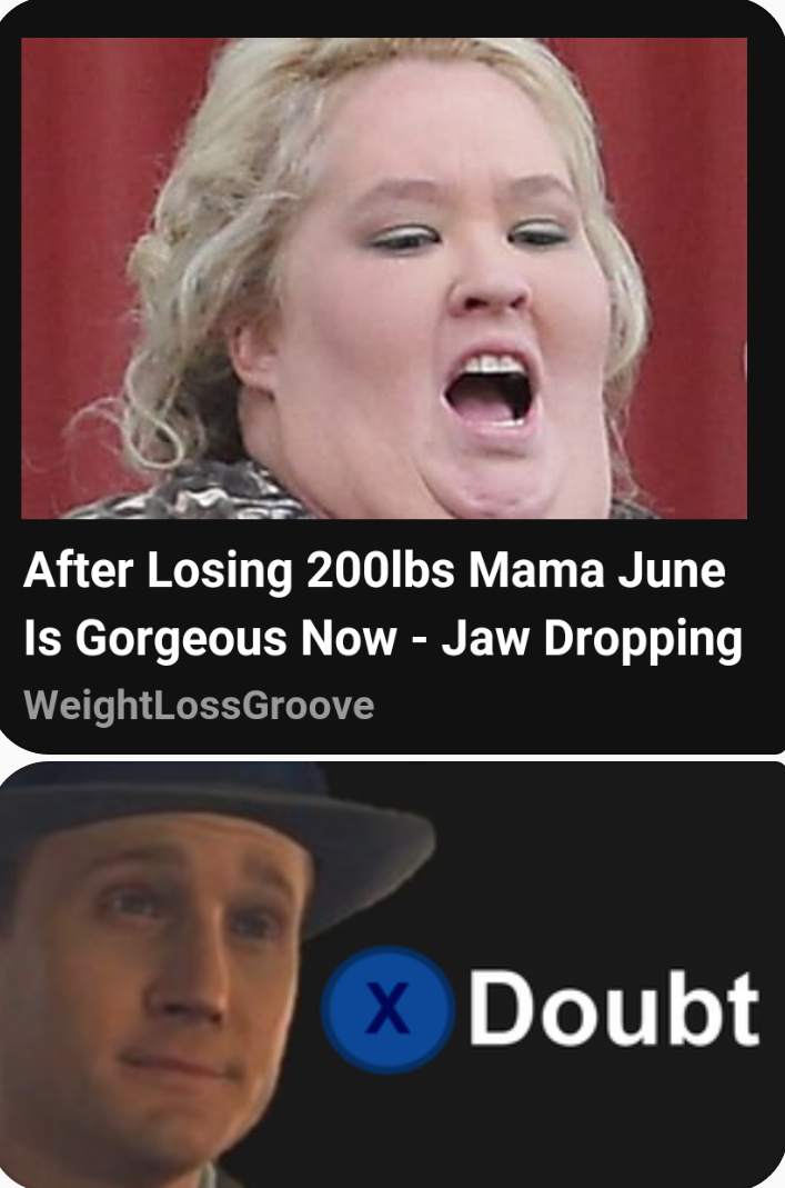 Obvious clickbait is obvious