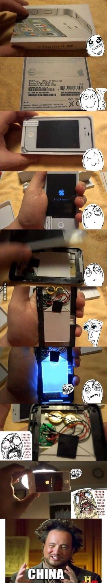 Заказать iphone китай
