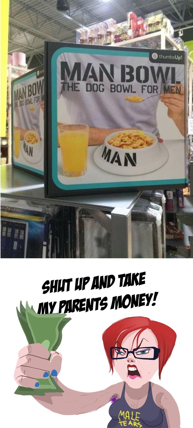 shit man