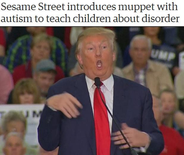 Autistic Muppet