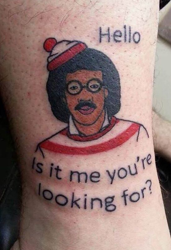 10 10 Original Tattoo Meme Subido Por Killbam13 Memedroid