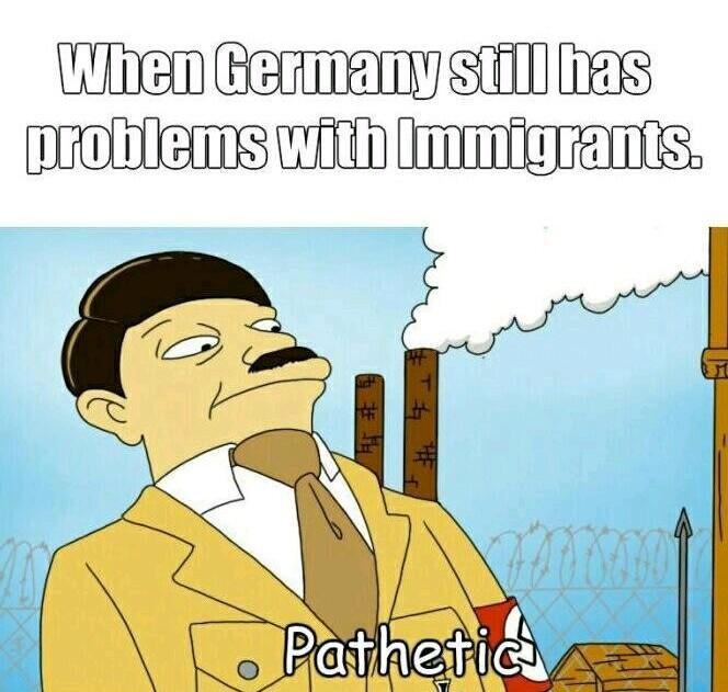 wrong Hitler did nothing