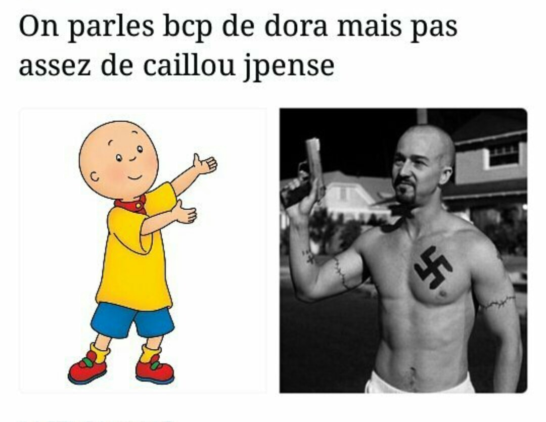 Cailloux et Dora