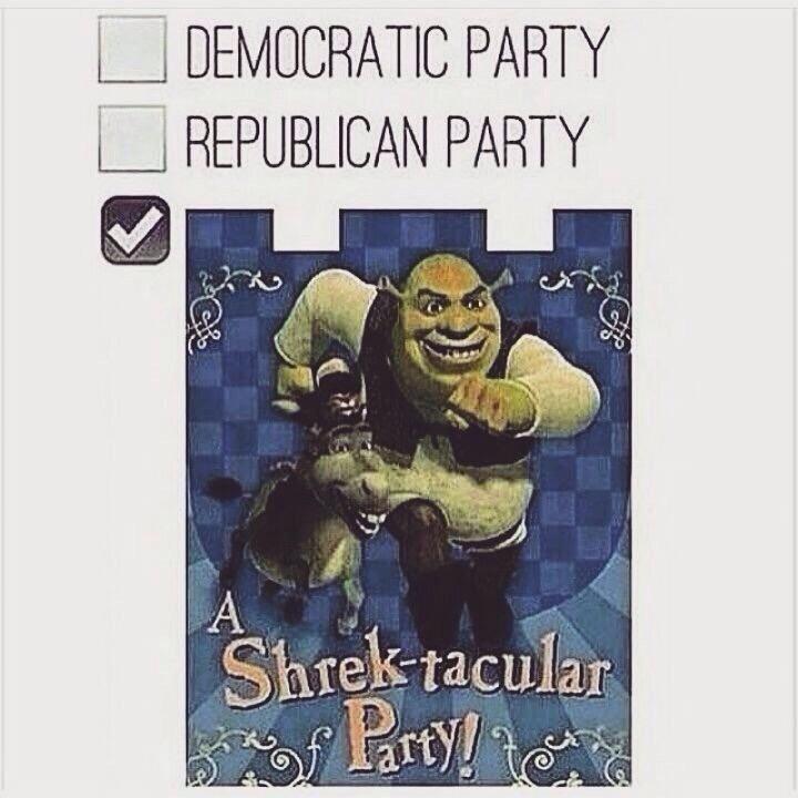 A Shrek-tactular Party!