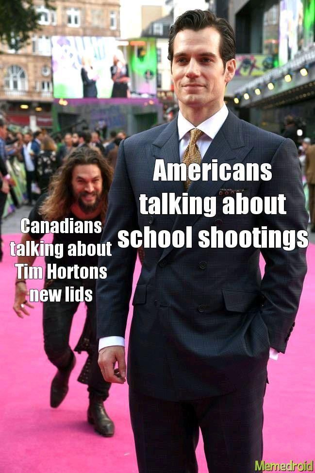 Canada Vs America Meme By Mr T3 Memedroid
