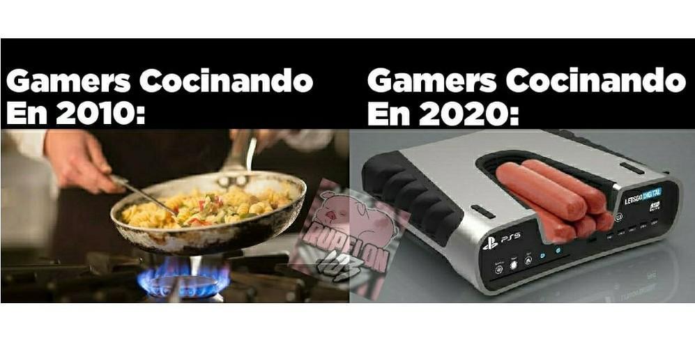 Funcion De La Playstation 5 Meme By Rupelon103 Memedroid