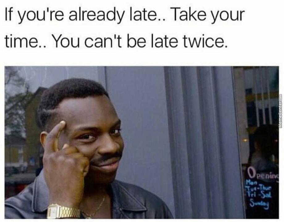 think about it - Meme by retard21 :) Memedroid
