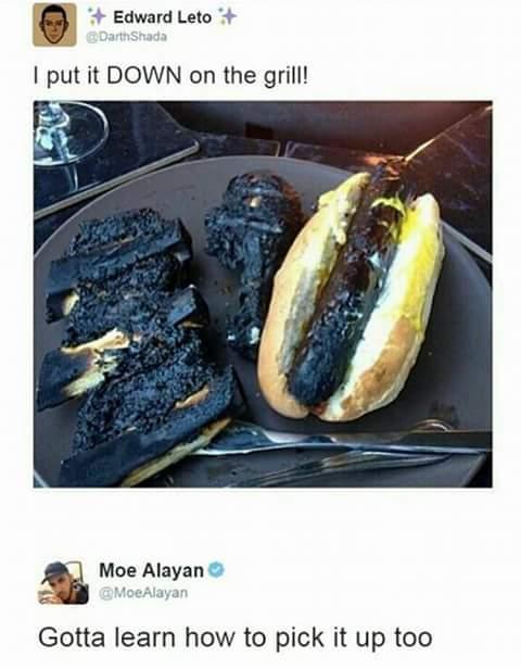 Burn!!    Literally? - Meme by ryuubagubutai :) Memedroid