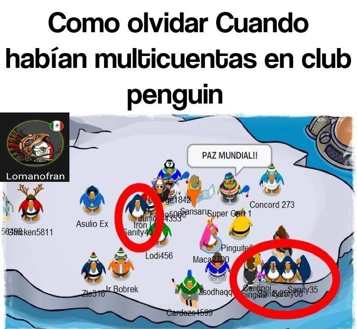 Multi Meme By Lomanofran Memedroid
