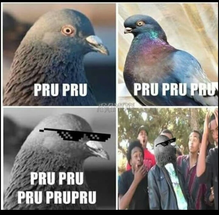 Pru pru for whatch - Meme by P...
