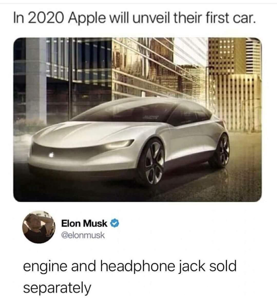 Apple Car Meme By Knightofcydonia Memedroid