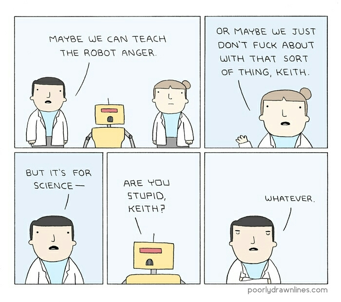 Do You Want Skynet Because Thats How You Get Skynet Meme By