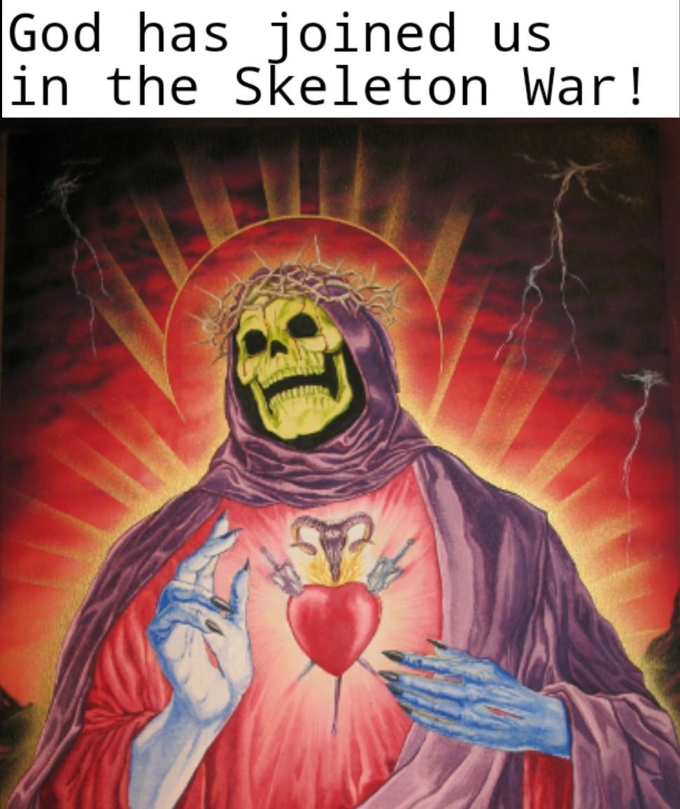 All Hail Lord Skeletor Meme By Ethandodson412 Memedroid