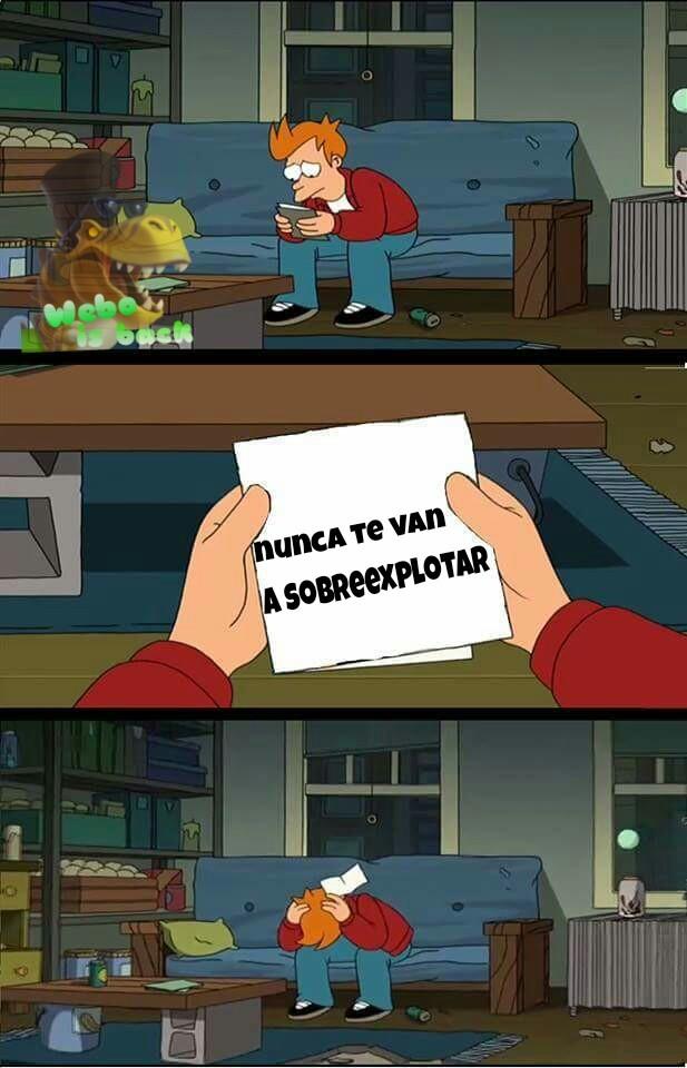 Q Sad Bro Plantillas Al Kik Webo Is Dead Meme By Weboisback