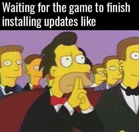 And then it crashes