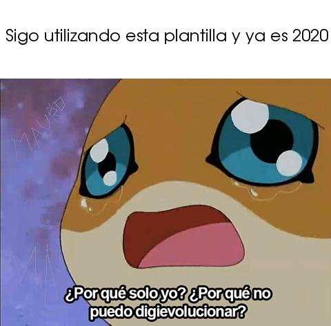 Tengo Pura Plantilla Vieja Meme By Maurothecat Memedroid