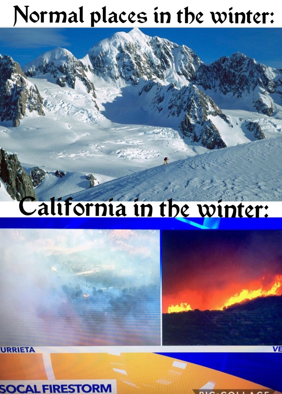 california fires meme by warwizard1248 memedroid