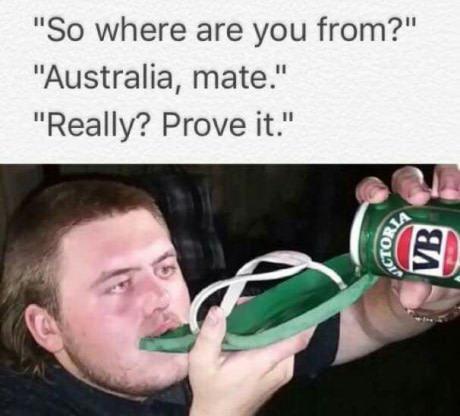 Australia seems like a nice place