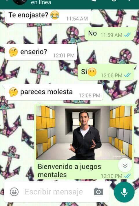 Bienvenidos A Juegos Mentales Meme Subido Por Andres1199 Memedroid