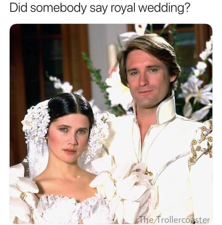 Royal Wedding Memes.The Only Royal Wedding That Matters Meme By Xxblitzxx Memedroid