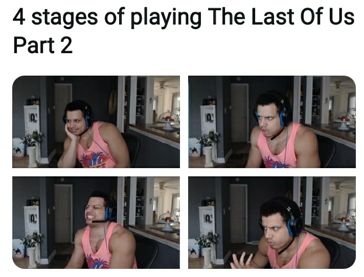 The Last Of Us 2 Hoes Mad Meme By Imperfectshane Memedroid