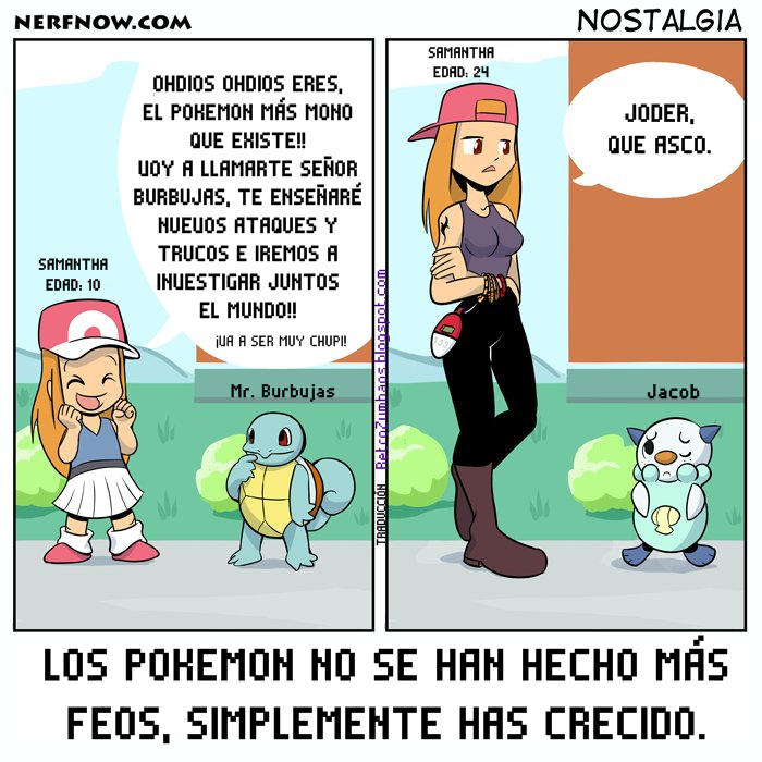 Son Los Pokemon O Eres Tu Meme By Trunkaleta Memedroid