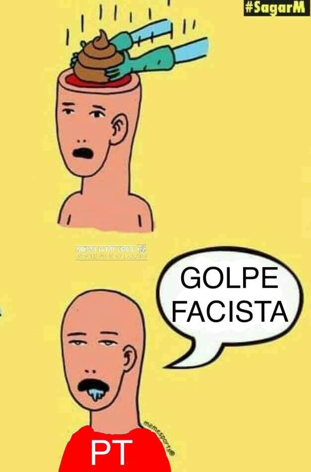 Resultado de imagem para petistas meme