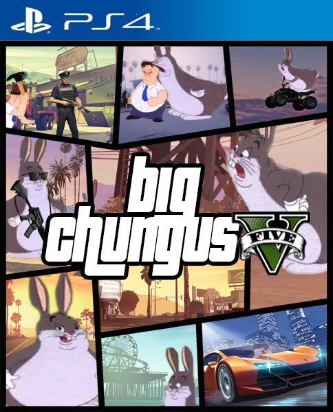 Yo Momma S So Fat She Mad Big Chungus Look Like A Baby Meme By