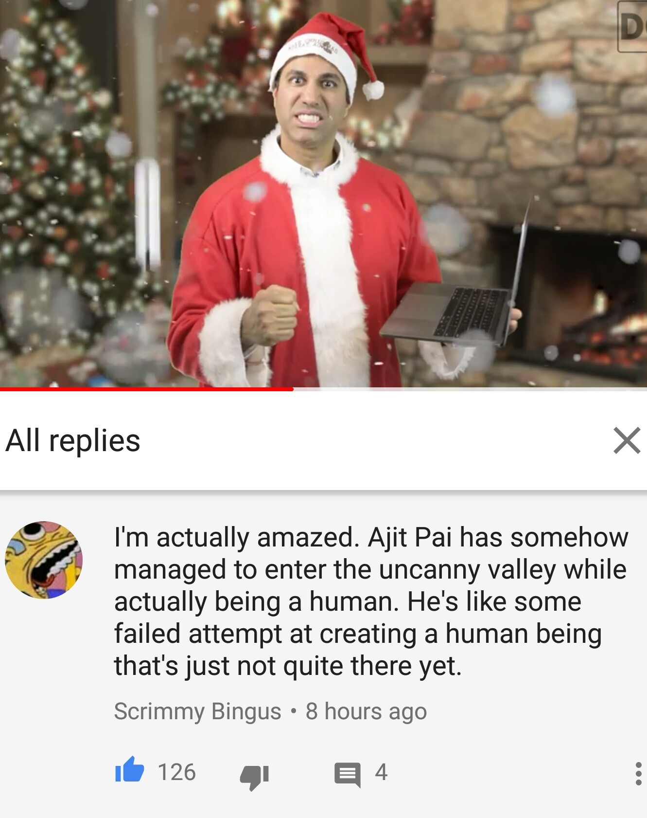 For all of those who dont know: uncanny valley is when something ...