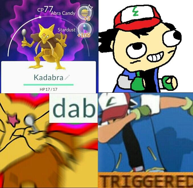 Lets Dab Meme By Ludo Derp Memedroid