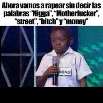 rap meme by tebix910 memedroid