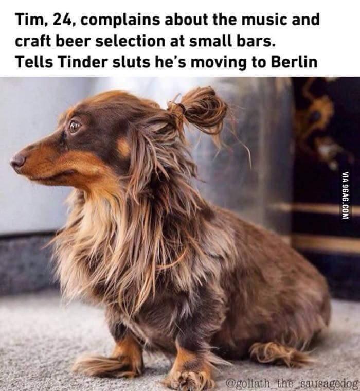 Man Bun Doggo Meme By Fallout4hypemeter Memedroid