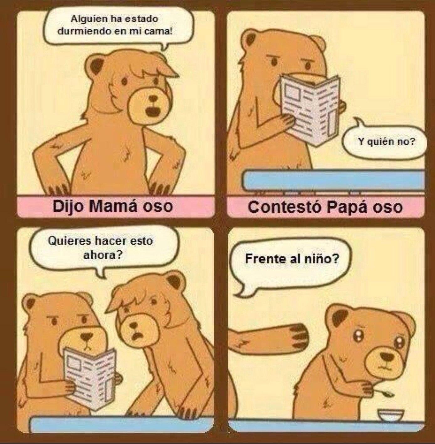 osos - meme