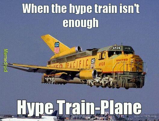 HypeHypeHype - meme