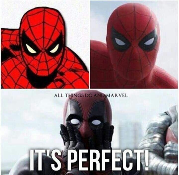 Perfeito! - meme