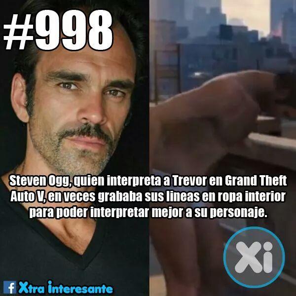 Ese Trevor es un Loquillo : - meme