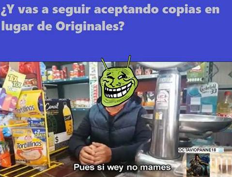Pues sí wey - meme