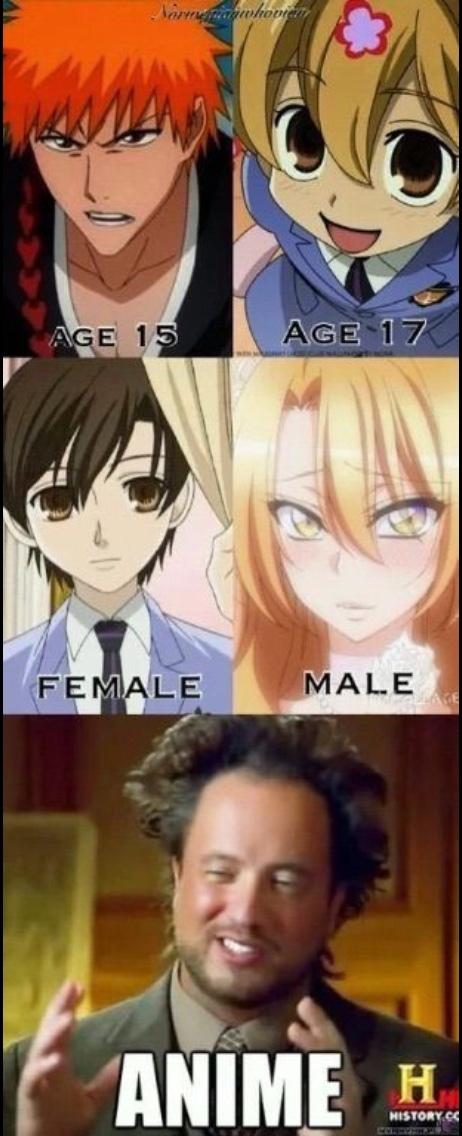 anime... - meme