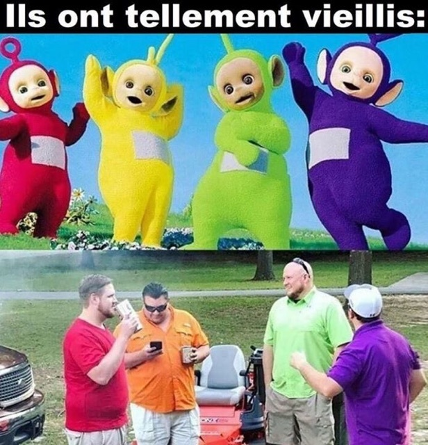 Teletubbies :) - meme