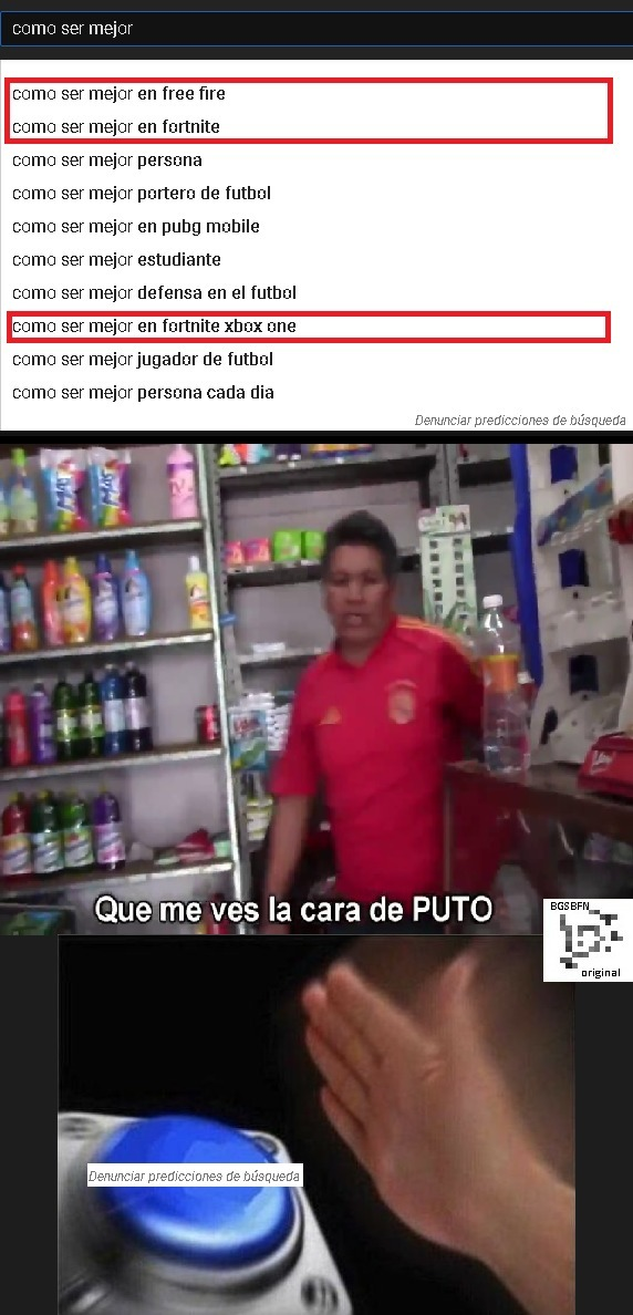 Pinche YouTube - meme