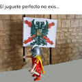 Playmovil de los Tercios Españoles con bandera incluida :really: