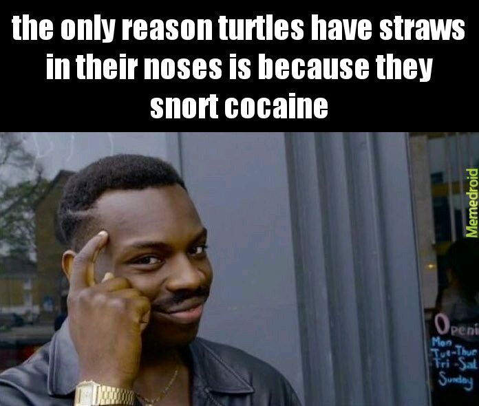 think - meme