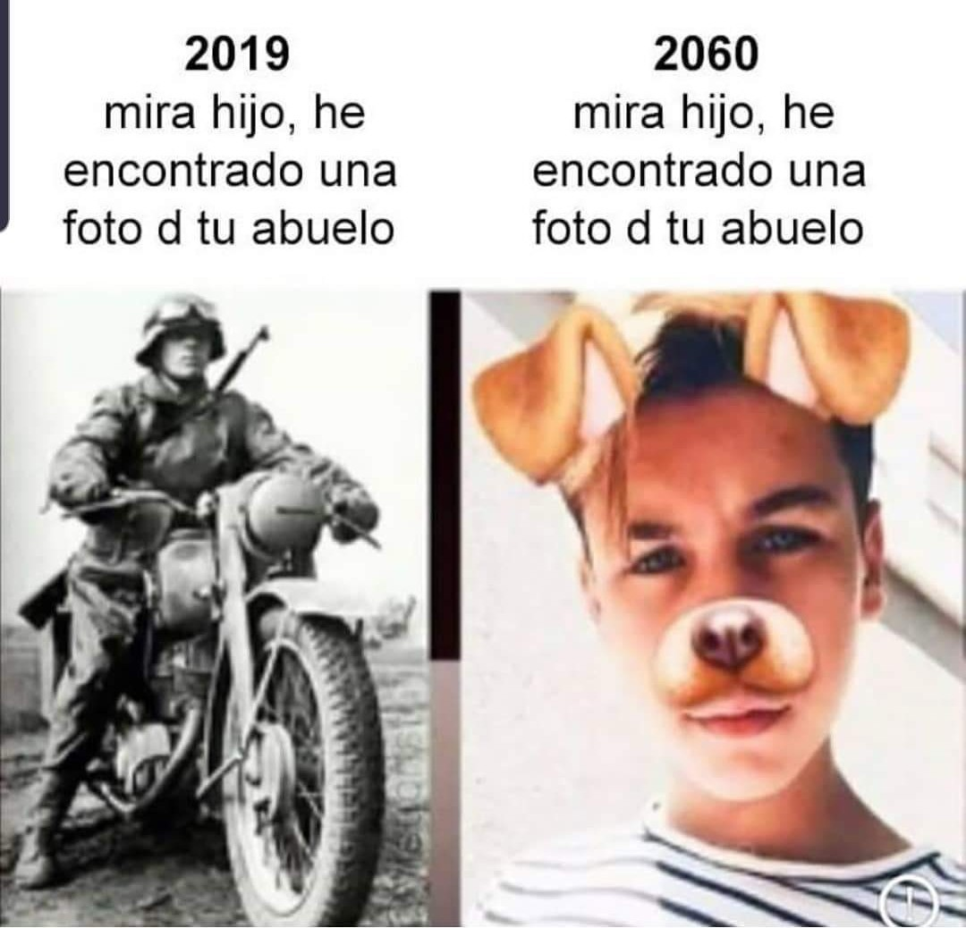 Generaciones brgs no. 1 - meme