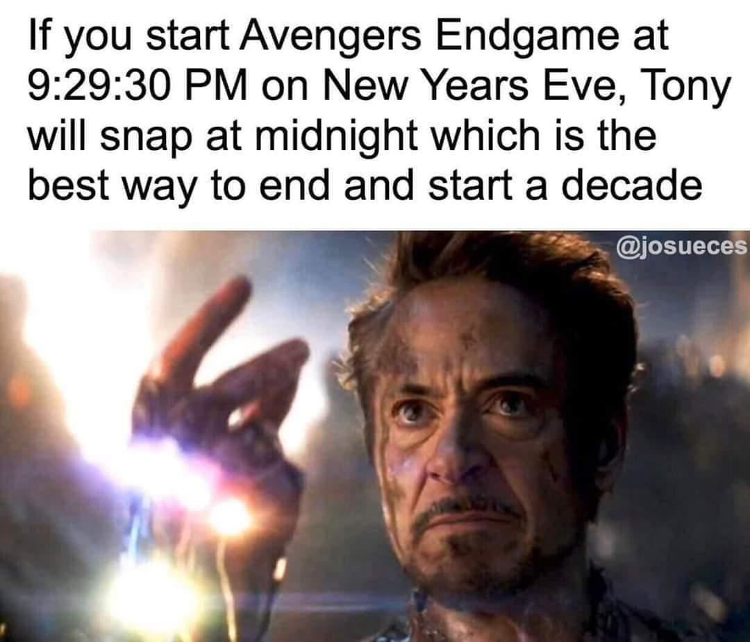 Best movie scene of the decade - meme