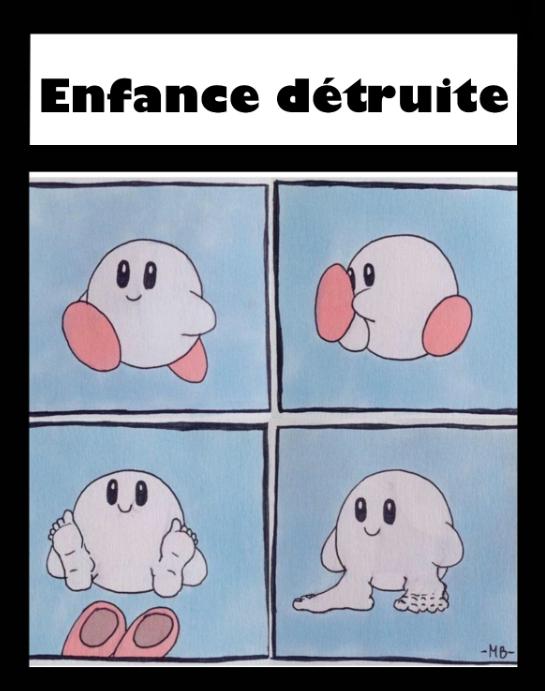 Enfance détruite 9 - meme