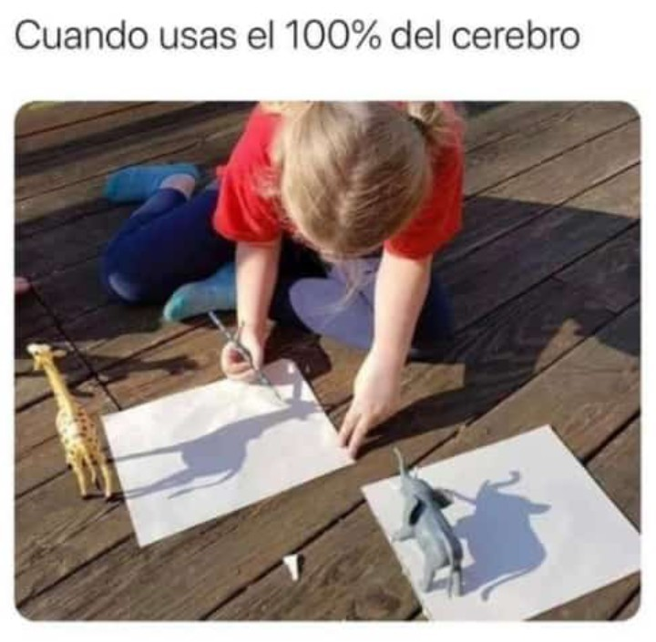 Ese chico tiene futuro - meme