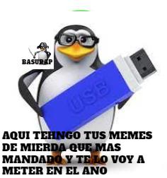 (pinguino recopilacion 3, memes echos por mi)